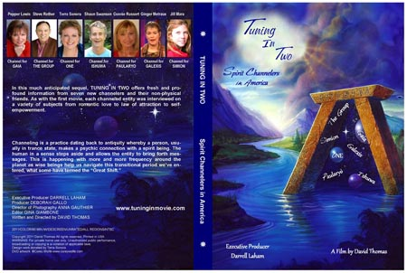 Tuning In Two: Film DVD with Ishuwa of the Yahyel human ET civilization; Hybrid Humans of Open Contact