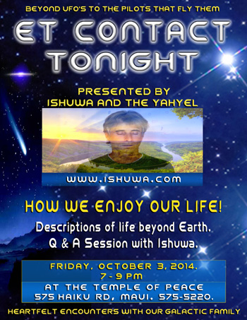 Ishuwa and the Yahyel - Hybrid Children of Earth: Human ETs, Open Contact, Shaun Swanson