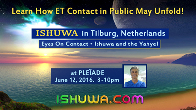 Ishuwa and the Yahyel - Hybrid Children, Human ETs, Open Contact